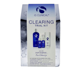 """IS CLINICAL """"Clearing Trial Kit"""" Набор Анти-Акне (4 продукта)"""